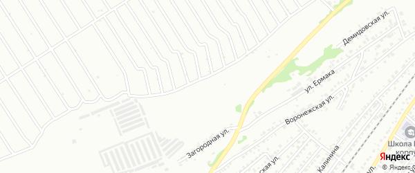 27-й квартал на карте территории ст Олеумщика с номерами домов