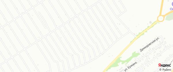 20-й квартал на карте территории ст Олеумщика с номерами домов
