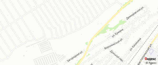25-й квартал на карте территории ст Олеумщика с номерами домов