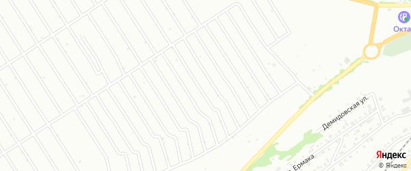 18-й квартал на карте территории ст Олеумщика с номерами домов