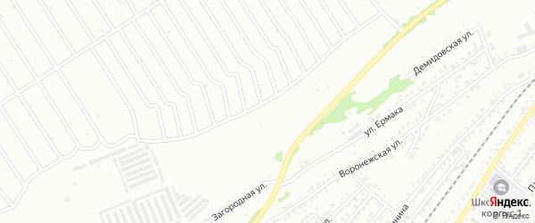 23-й квартал на карте территории ст Олеумщика с номерами домов