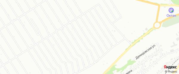 16-й квартал на карте территории ст Олеумщика с номерами домов