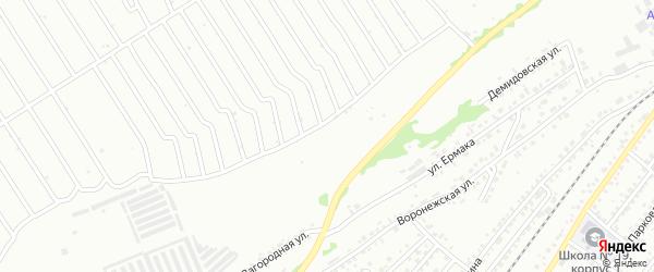 21-й квартал на карте территории ст Олеумщика с номерами домов