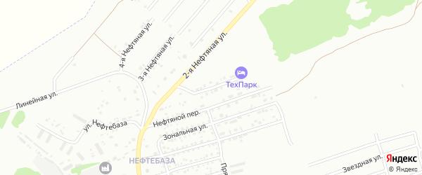Чемровская улица на карте Бийска с номерами домов