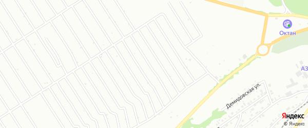 14-й квартал на карте территории ст Олеумщика с номерами домов