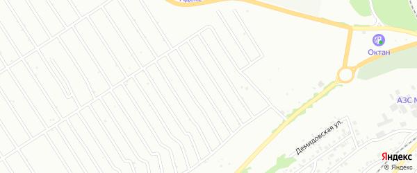 12-й квартал на карте территории ст Олеумщика с номерами домов