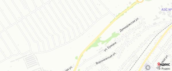 17-й квартал на карте территории ст Олеумщика с номерами домов