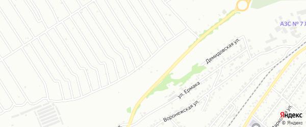 15-й квартал на карте территории ст Олеумщика с номерами домов
