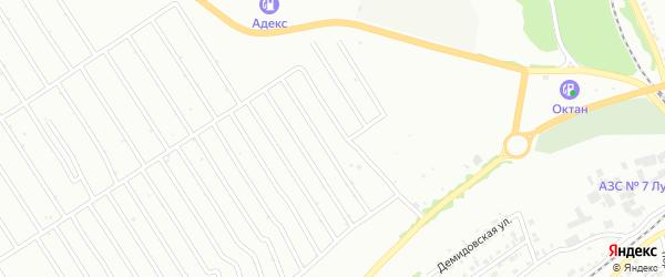 8-й квартал на карте территории ст Олеумщика с номерами домов
