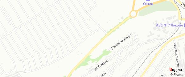 9-й квартал на карте территории ст Олеумщика с номерами домов