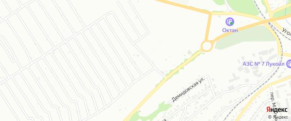 6-й квартал на карте территории ст Олеумщика с номерами домов