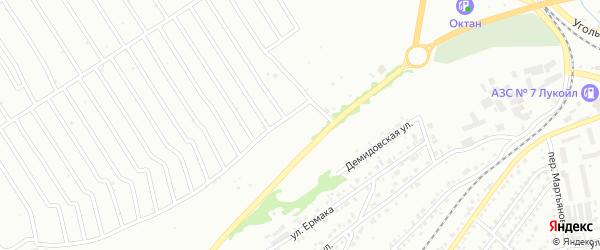 7-й квартал на карте территории ст Олеумщика с номерами домов