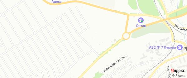 3-й квартал на карте территории ст Олеумщика с номерами домов