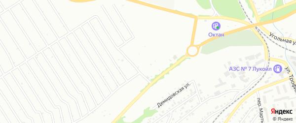 2-й квартал на карте территории ст Олеумщика с номерами домов