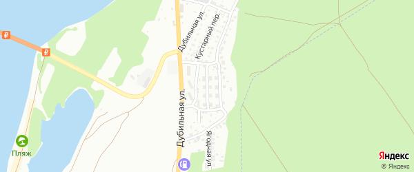 Улица Мостостроителей на карте Бийска с номерами домов
