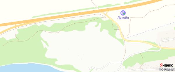 4-й квартал на карте садового некоммерческого товарищества Бии с номерами домов
