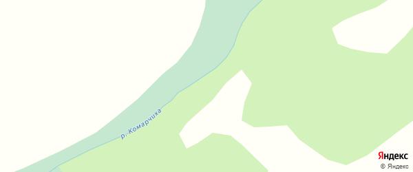 Линейная улица на карте Загонного разъезда с номерами домов