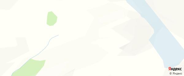 Карта села Курагана в Алтае с улицами и номерами домов