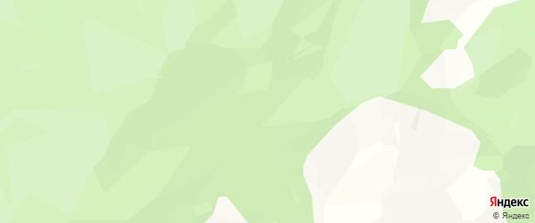 Дачное некоммерческое партнерство В районе т/б Юность на карте поселка т/б Юность с номерами домов