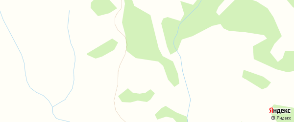 Карта поселка Многопольного в Алтайском крае с улицами и номерами домов