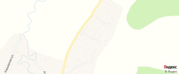 Улица С.Суразакова на карте села Улагана с номерами домов