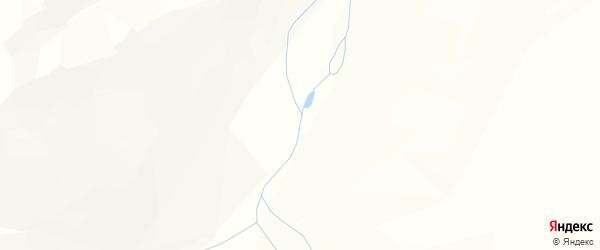 Карта местечка Усть Муи в Бурятии с улицами и номерами домов