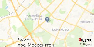 Университета дружбы народов на карте