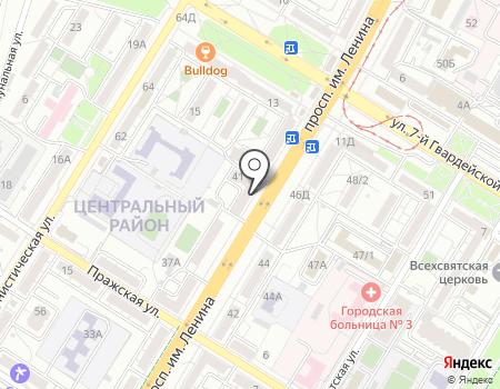 Отделения Росбанка  адреса и карты режим работы