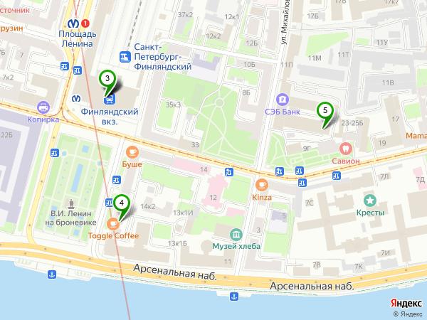 Райффайзенбанк в СанктПетербурге адреса отделений