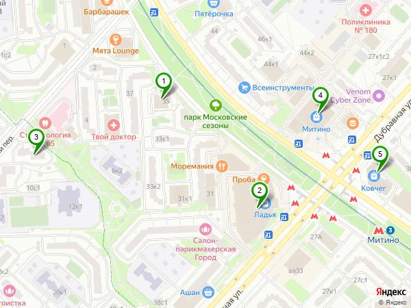 Московский городской фонд обязательного медицинского