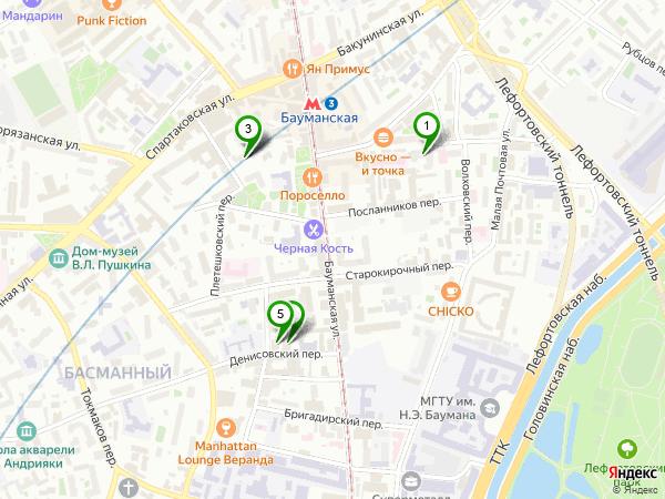 Атлас и карта схема автодороги М4 Дон Москва  Воронеж