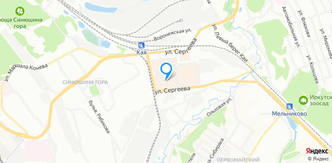 АвтоАльтернатива - Иркутск, ул. Сергеева, 3, Авто сити