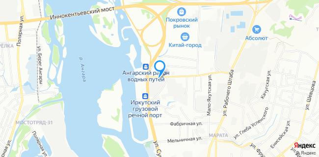 Бабр Мини-Гараж - Иркутск, ул. Сурнова, 56/1