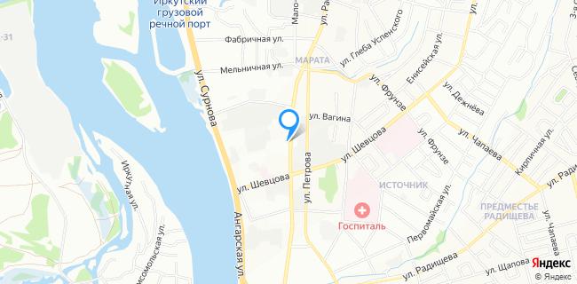 Передовые технологии - Иркутск, ул. Рабочего Штаба, 31