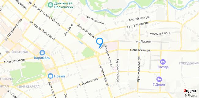 Фишт-авто - Иркутск, ул. Декабрьских Событий, 125