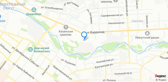 777 - Иркутск, ул. Черского, 1