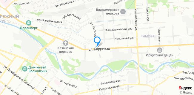 БЕРГ - Иркутск, ул. Баррикад, 129