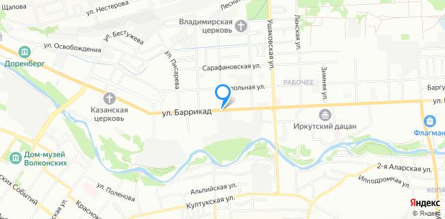 Авточемпион - Иркутск, ул. Баррикад, 2, Рынок знаменский
