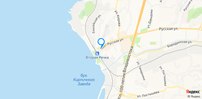Аким - Владивосток, ул. Русская, 2а