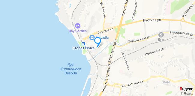 Автомагазин Окинава - Владивосток, ул. Волжская, 3а