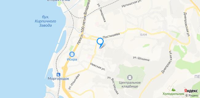 VLParts - Владивосток, ул. Завойко, 10