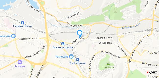 Nissan - Владивосток, ш. Военное, 34