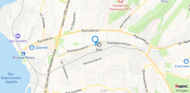 MRZclub.ru - Владивосток, ул. Бородинская, 18