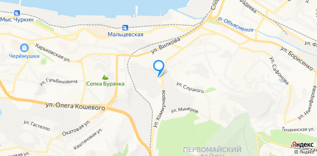 Мб-Деталь - Владивосток, ул. Коммунаров, 22