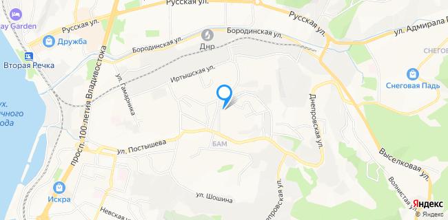 Юником - Владивосток, ул. Тухачевского, 48а