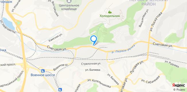 Примгазавтосервис - Владивосток, ул. Снеговая, 3а
