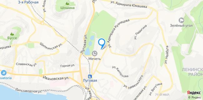 Руссар - Владивосток, ул. Спиридонова, 40