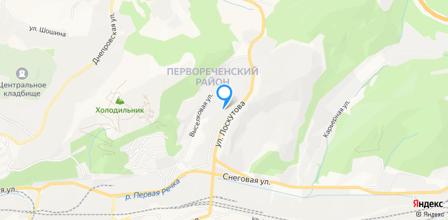 Автоцентр КАМАЗ - Владивосток, ул. Выселковая, 30