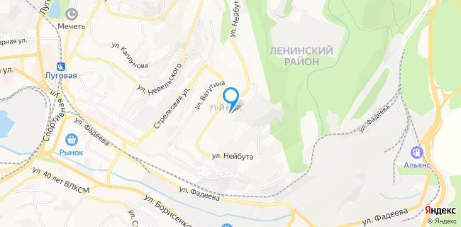 Коривлад - Владивосток, ул. Нейбута, 43а