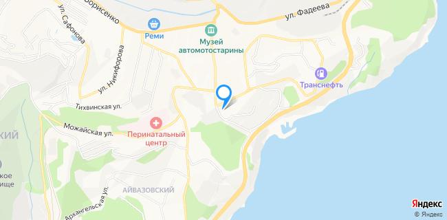 Magura - Владивосток, ул. Космонавтов, 1